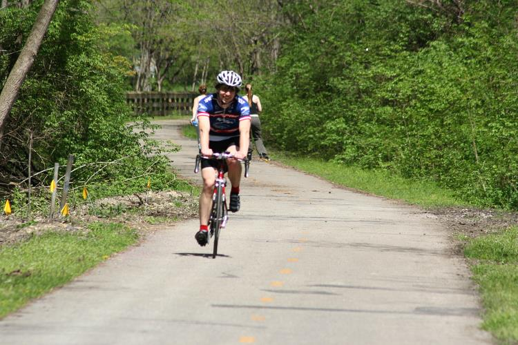 Little Miami State Park and Bike Trail