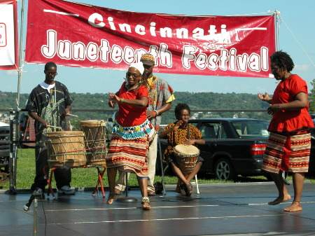 Ohio's Juneteenth Celebrations