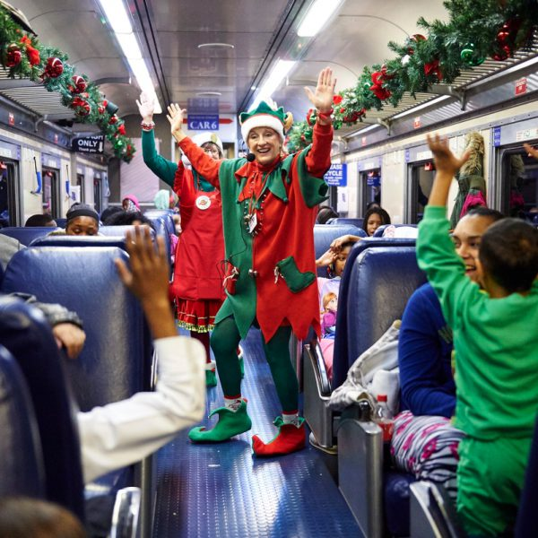 Holiday Train Rides In Ohio Ohio Find It Here