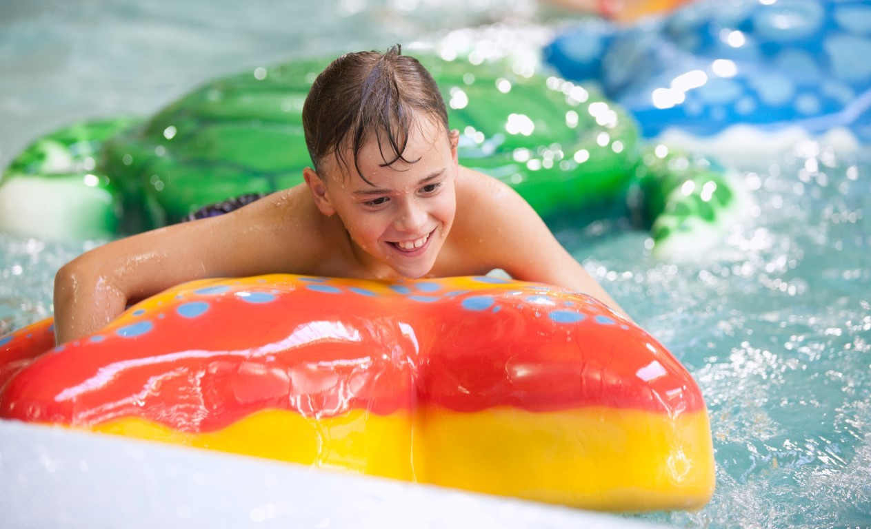 5 Ohio Indoor Waterparks