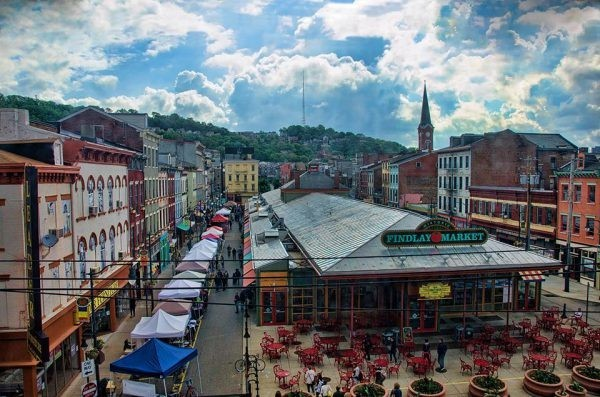 Culinary tour of Cincinnati's Findlay Market