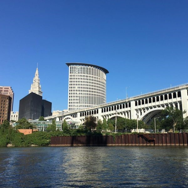 Pedal & Party on the Cuyahoga River