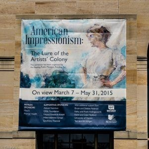 American Impressionism exhibit lures art lovers to Dayton