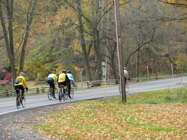 Pedaling into Fall