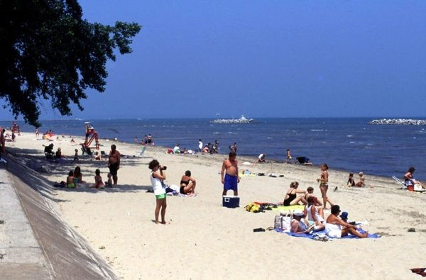 Find Lake Erie's Top 5 Public Beaches