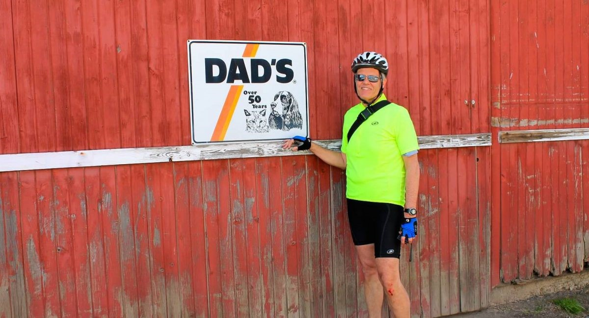 Bonding and Bikes: A father-daughter tradition