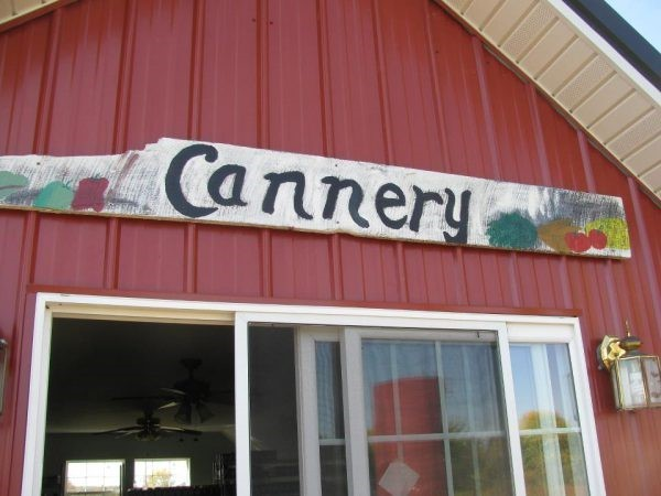 Organic Discoveries at the Glass Rooster Cannery