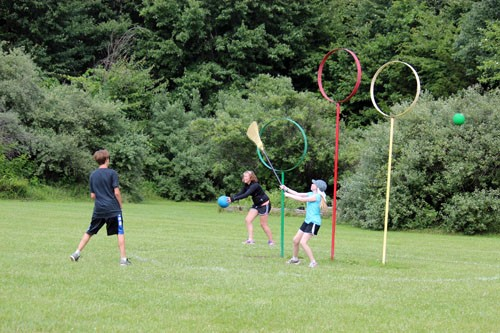 Have a Magical Summer at Harry Potter Camp