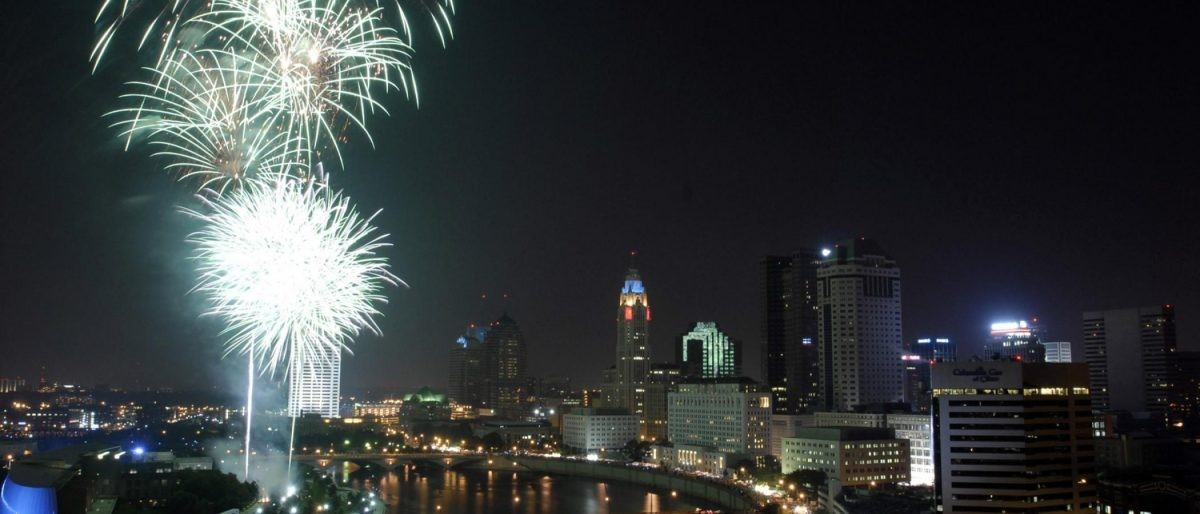 7 Best: July 4th Fireworks in Ohio