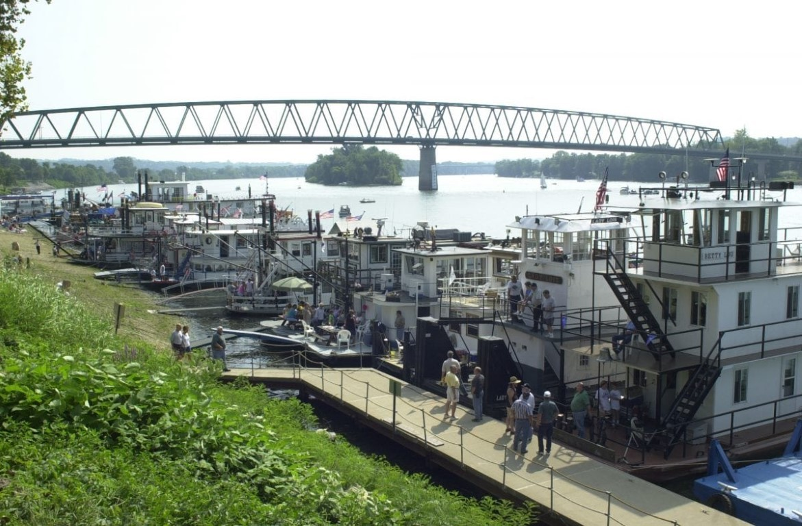 Head Out to the Ohio River Sternwheel Festival