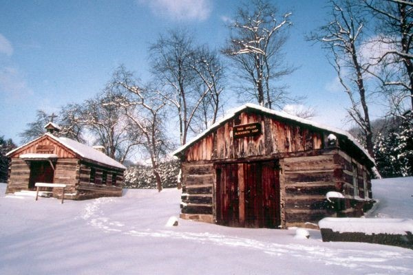 Authentic Sleigh Rides Through Ohio Countrysides