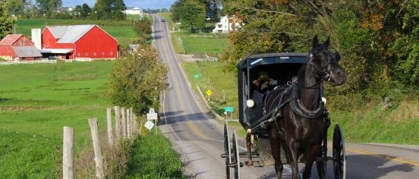 Enjoy a slower pace with a weekend getaway in Ohio Amish Country