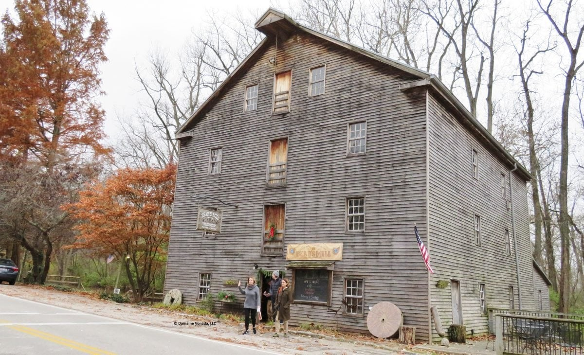 Escape to Bear's Mill