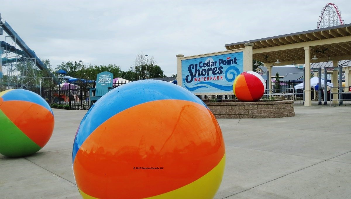 Make a Splash at Cedar Point Shores