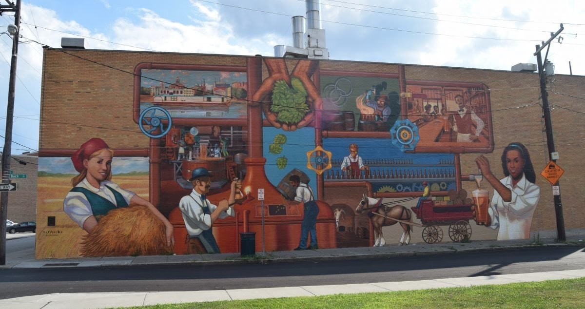 Cincinnati's Brewing Heritage Trail