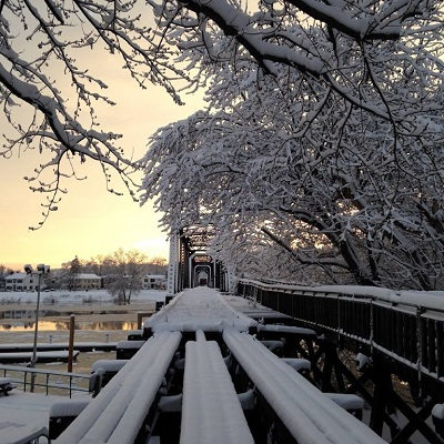 Top Five Ohio Small Towns You Need to Visit This Winter