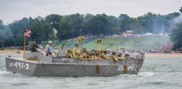 D-Day Brought to Life in Conneaut