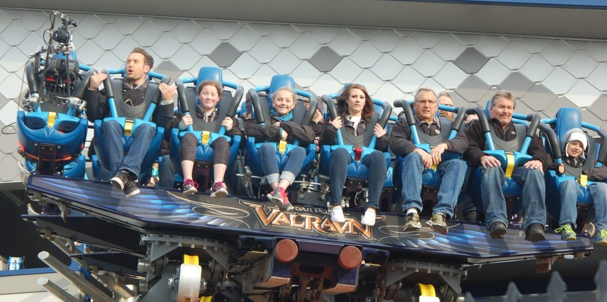 Valravn: White Knuckle Adventure at Cedar Point