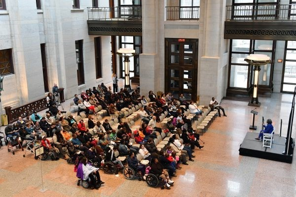Black History Month Comes Alive at the Ohio Statehouse