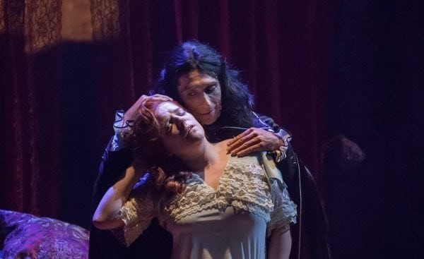 Dracula at the Cincinnati Shakespeare Company's Brand-New Otto M. Budig Theater