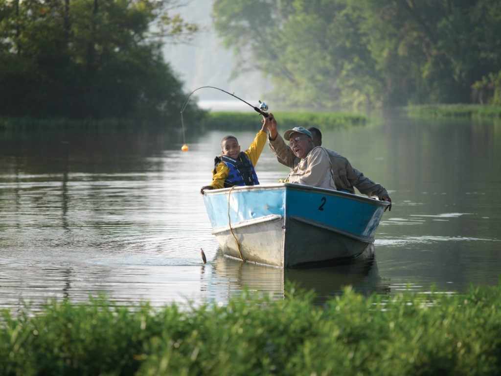 Gone Fishing: The Best Spring Spots in Ohio