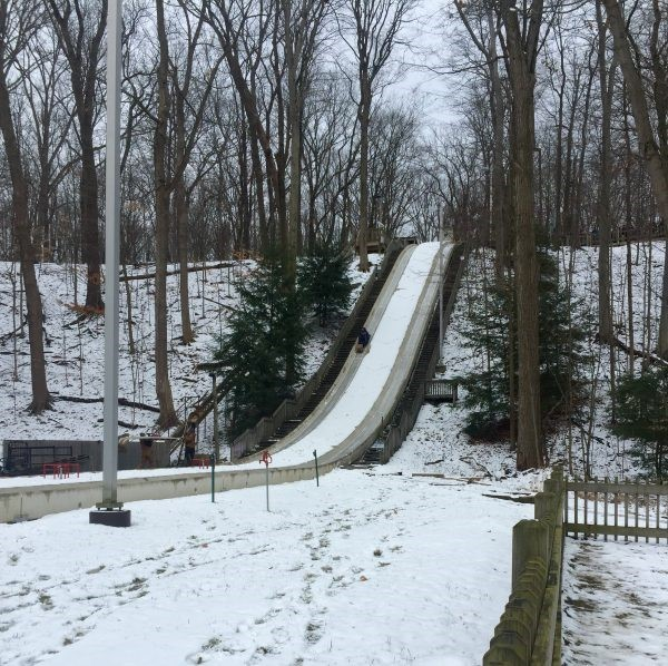 Ride Ohio's Tallest and Fastest Toboggan Chutes