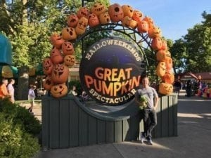 Celebrating HalloWeekends at Cedar Point