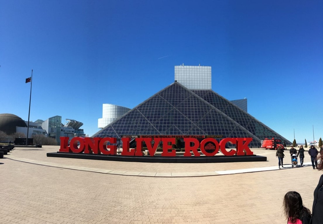 Experience the Rockin' History of Cleveland: Rock & Roll Hall of Fame and Beyond