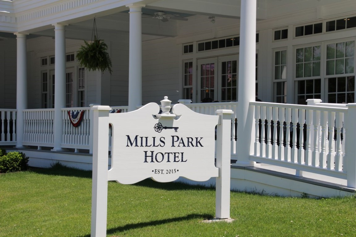 A Weekend Getaway at Mills Park Hotel