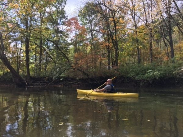 A Weekend Retreat in Mohican State Park