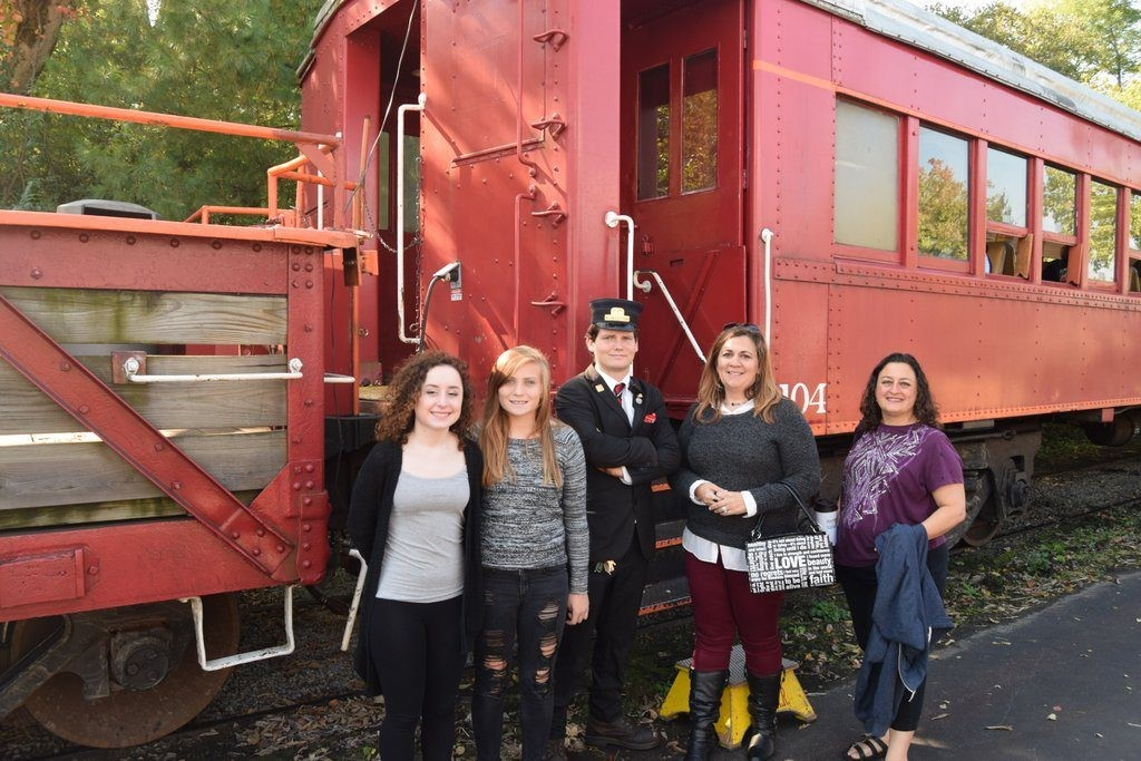 A Fall Train Ride