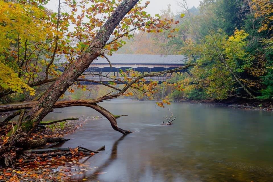Historical highlights at Mohican and Malabar State Parks