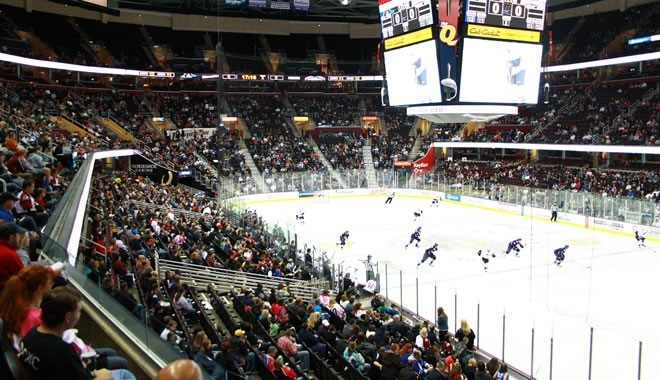 Enjoy a Night Out with the Lake Erie Monsters!