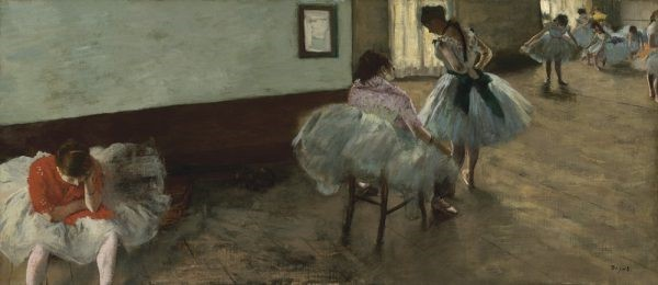 Degas and the Dance at the Toledo Museum of Art