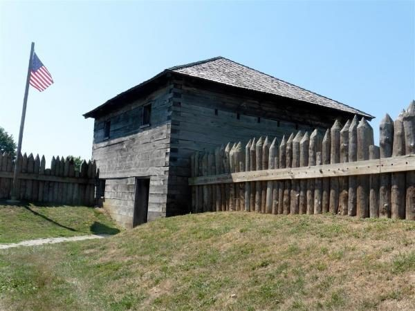 Reconstructed Fort Meigs Takes You Back in Time