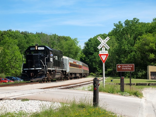 Bike Aboard! with the Cuyahoga Valley Scenic Railway