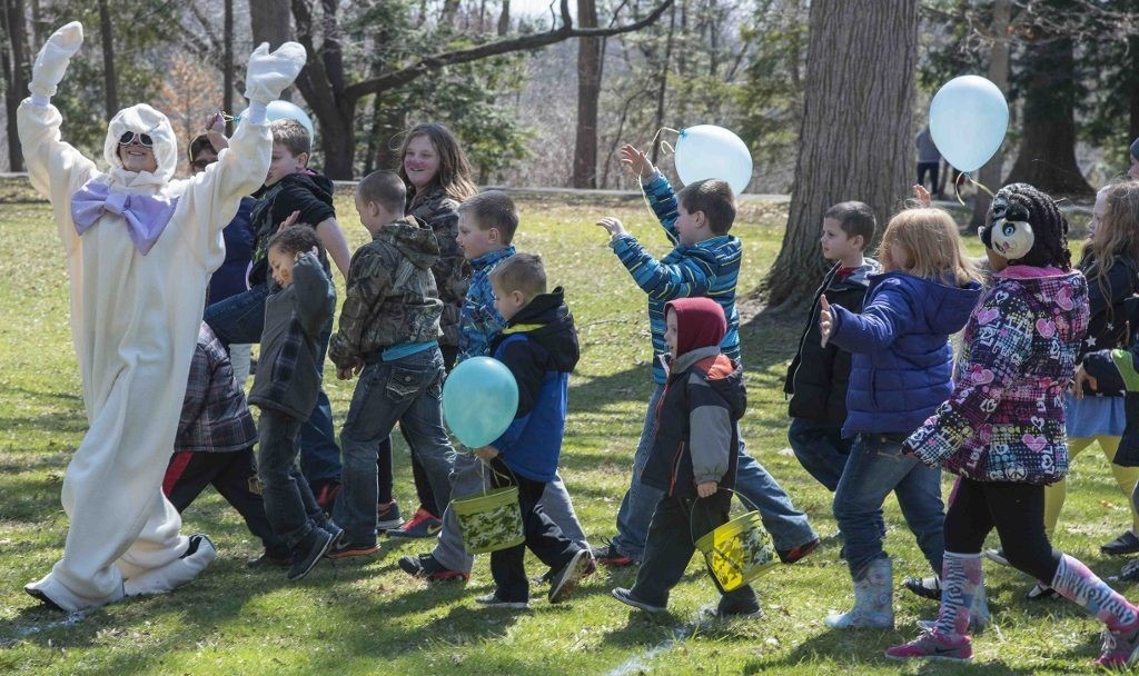 Memories are Made of This – Ohio's Easter Egg Roll