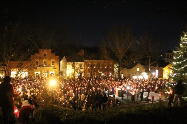 Top 5 Small Town Holiday Festivals