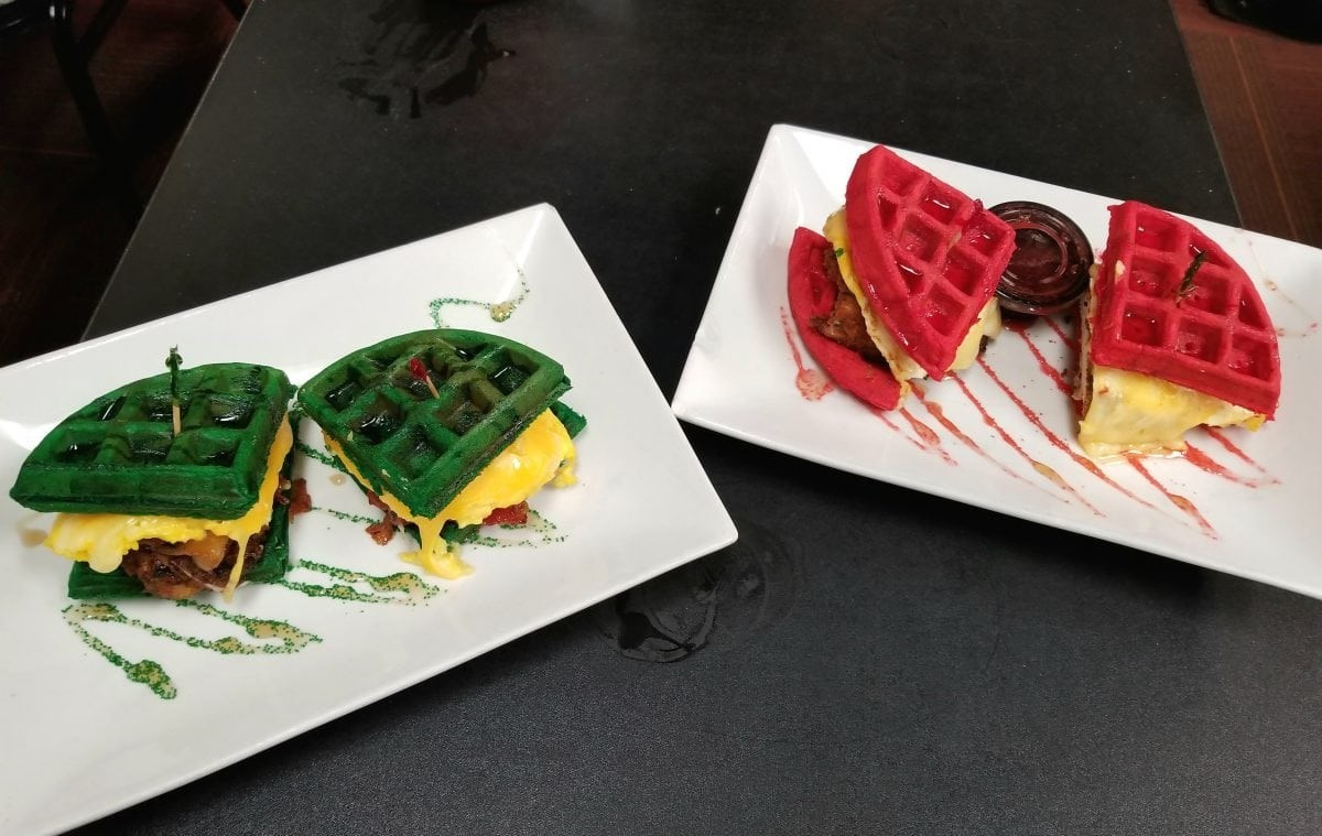 Ohio's Best Waffles & Where To Find Them