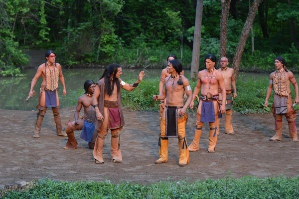 Ohio's Remarkable Tecumseh Outdoor Drama