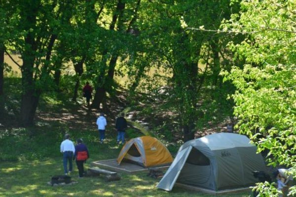 Pack and Play at Scioto Grove