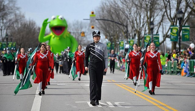 Get Green in Ohio for St. Patrick's Day
