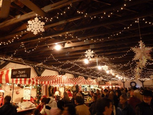 Christmas Traditions at Christkindlmarkt