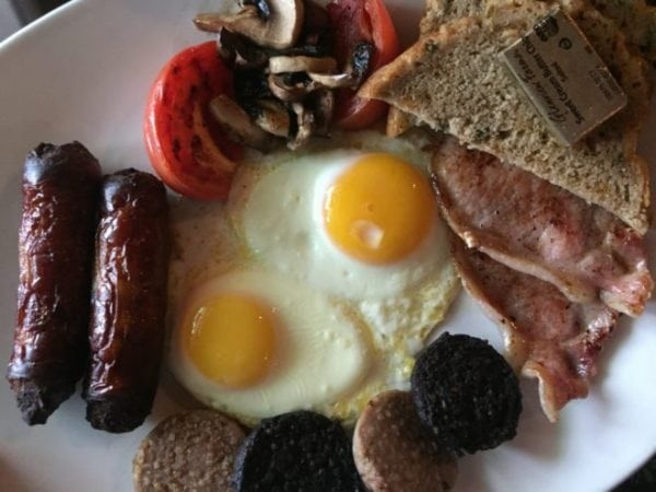 Celebrate St. Patrick's Day in Ohio with an Irish Breakfast!