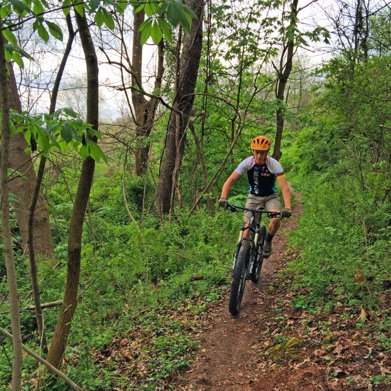 Marietta Mountain Biking Capital