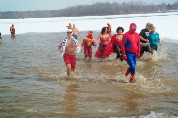 Polar Plunges Across Ohio
