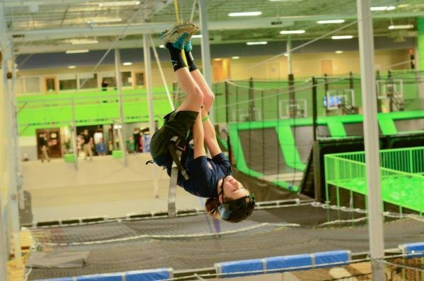Jump, Zip, and Climb at Zip City