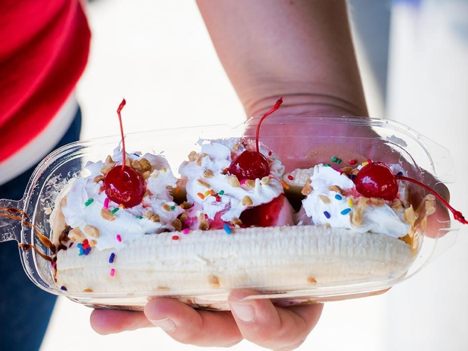Wilmington: Home of the Banana Split