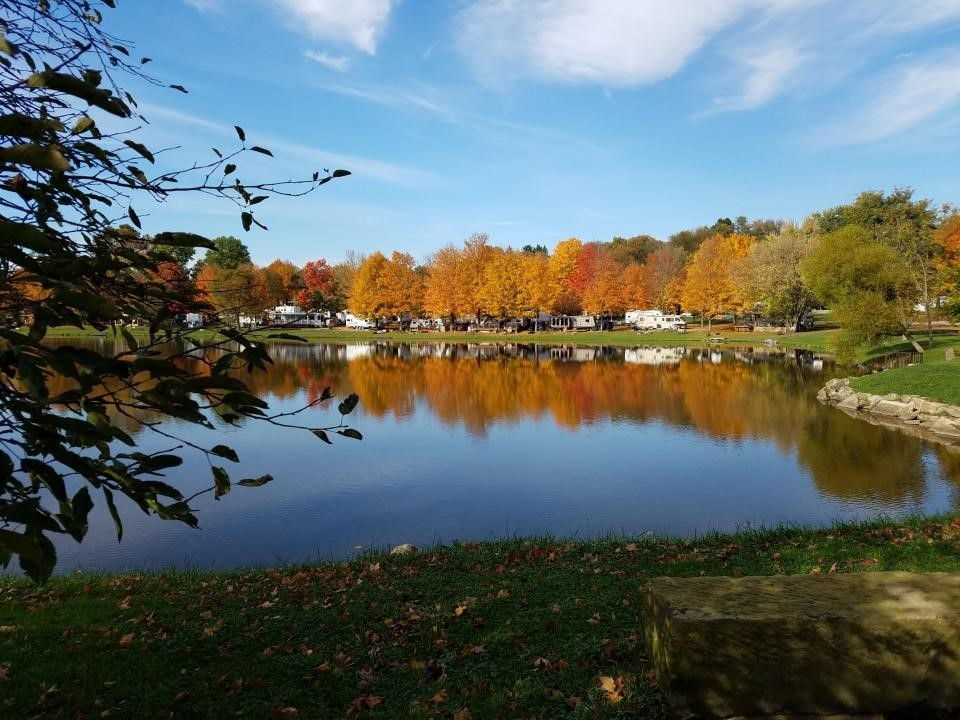 Best Campgrounds for Fall Color