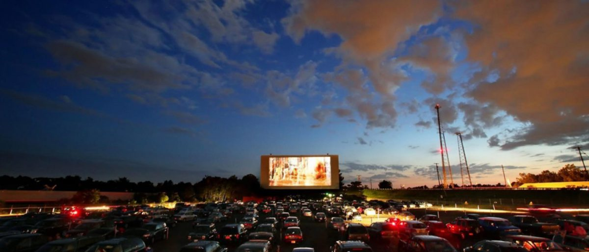 Drive-In Movie Theatres in Ohio